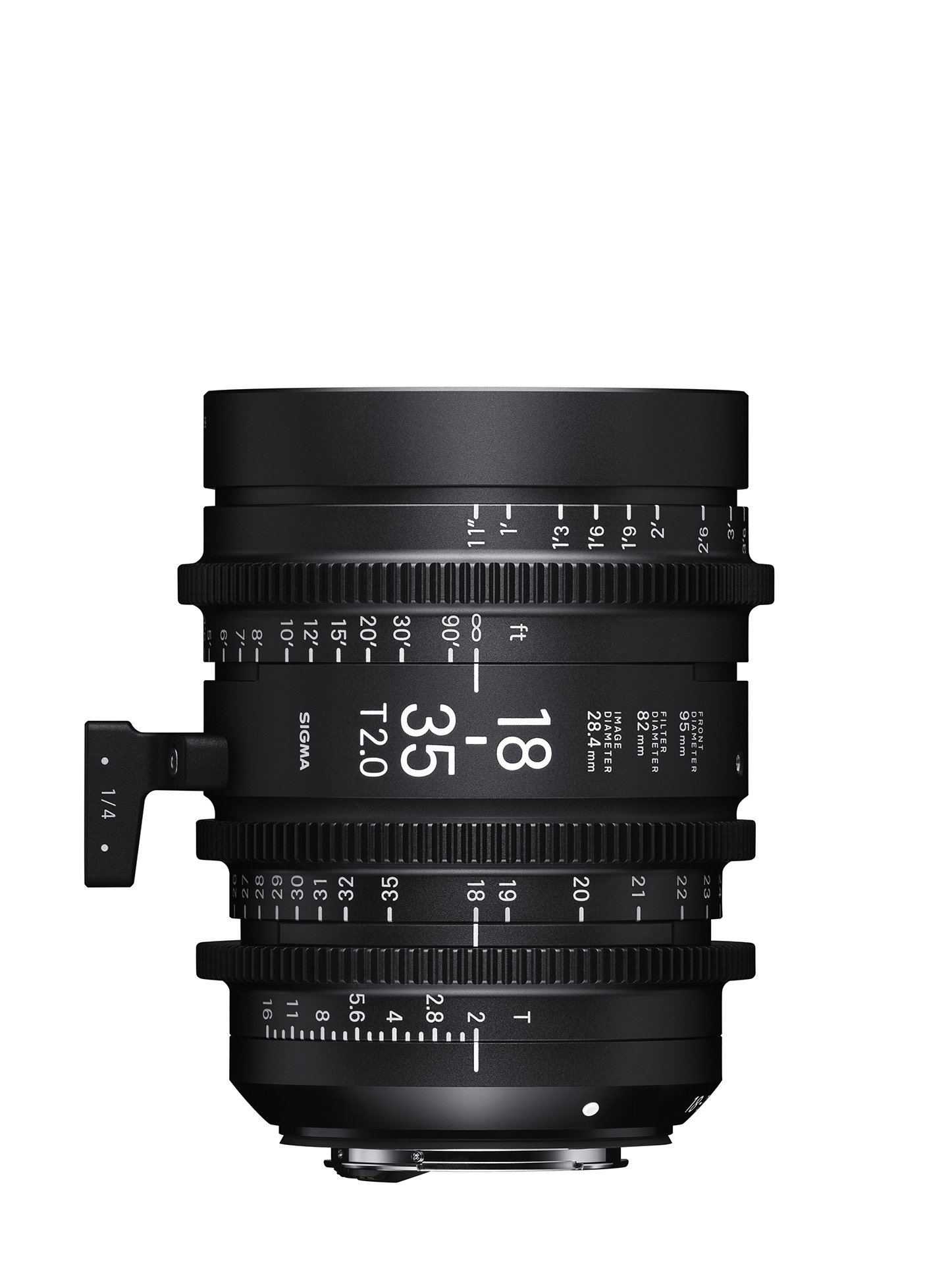 CINE LENS 18-35MM T2 CANON EF FT