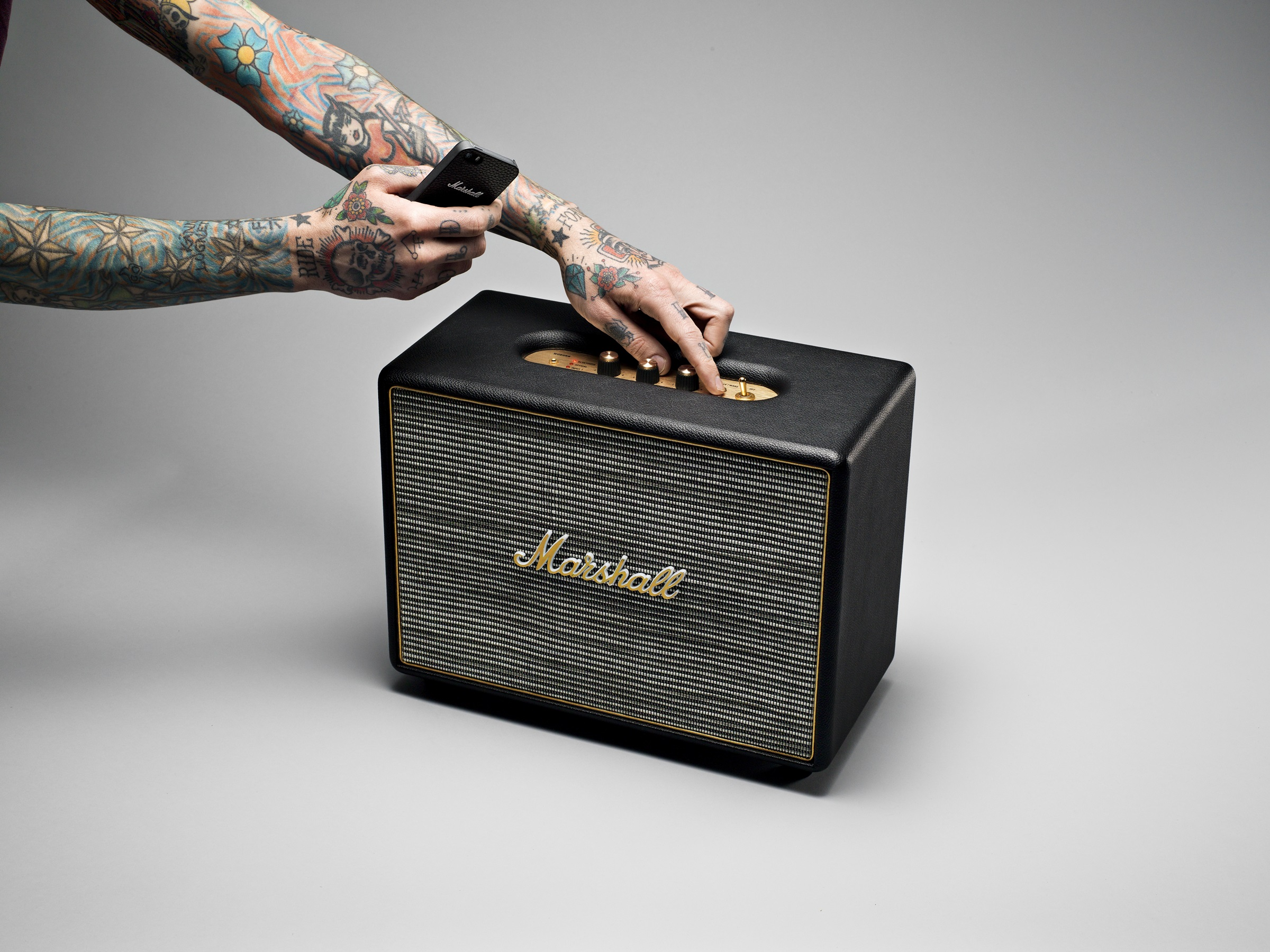 MARSHALL - ACCESSORI AUDIO - 7340055309639