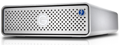 G-TECHNOLOGY - HARD DISK - 0705487204643