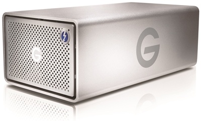 G-TECHNOLOGY - HARD DISK - 0705487199550