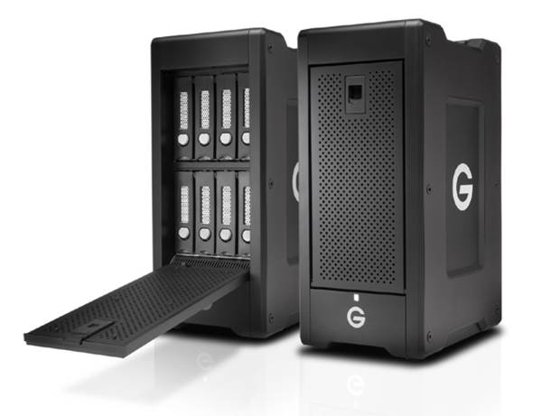 G-TECHNOLOGY - HARD DISK - 0705487205510