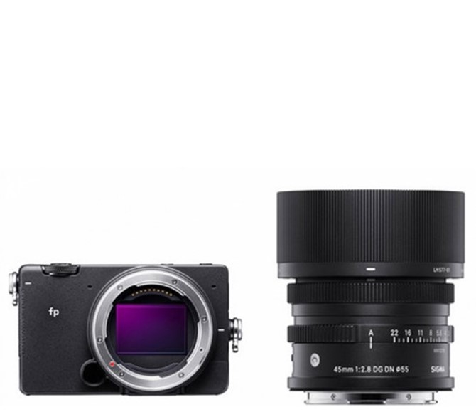 SIGMA - MIRRORLESS - 0085126937317