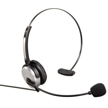 Cuffia ad archetto con microfono per cordless 3e1ceb49cfdc