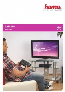 Catalogo Hama Gaming (inglese)