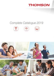 Catalogo Thomson (inglese)